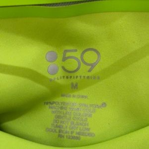 Splits59 Pants - Splits 59 bright green legging, sz M, 71311